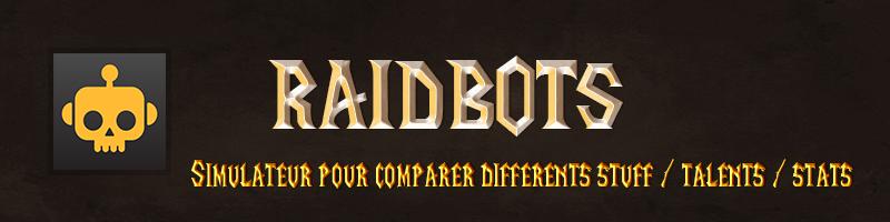 Guide Raidbots