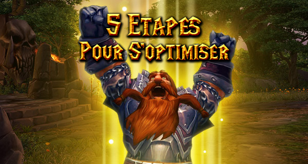 Optimiser le DPS sur WoW