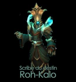 Scribe du destin Roh-Kalo