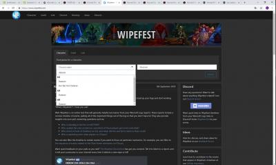 Wipefest 1